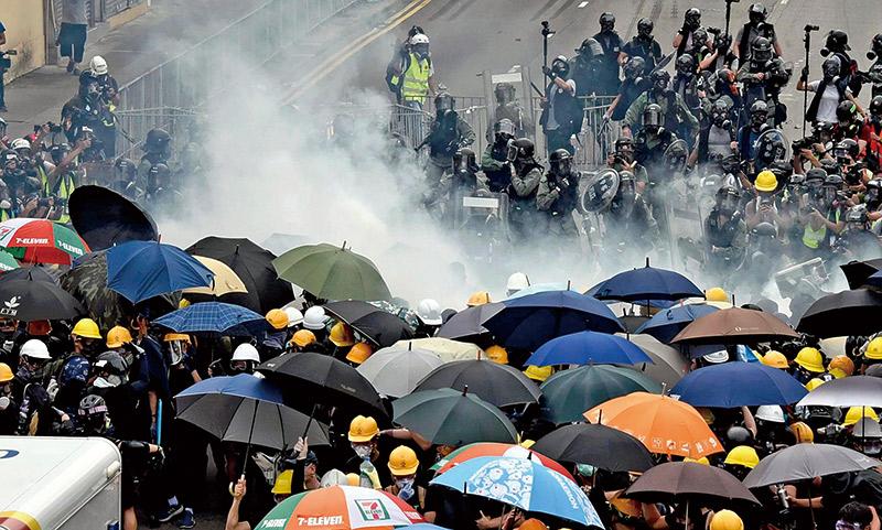 香港西環、上環