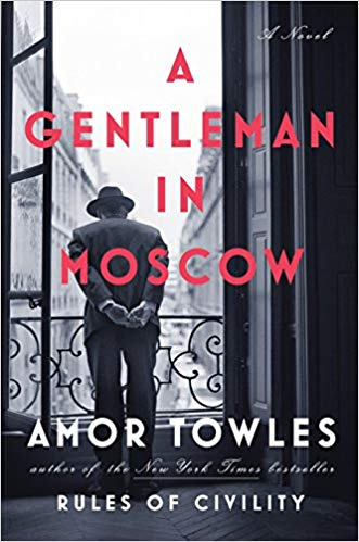 《A Gentleman in Moscow》作者阿莫托爾斯(Amor Towles)