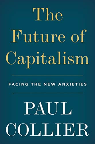《The Future of Capitalism》作者保羅克里爾(Paul Collier)