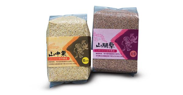 有機紅藜米