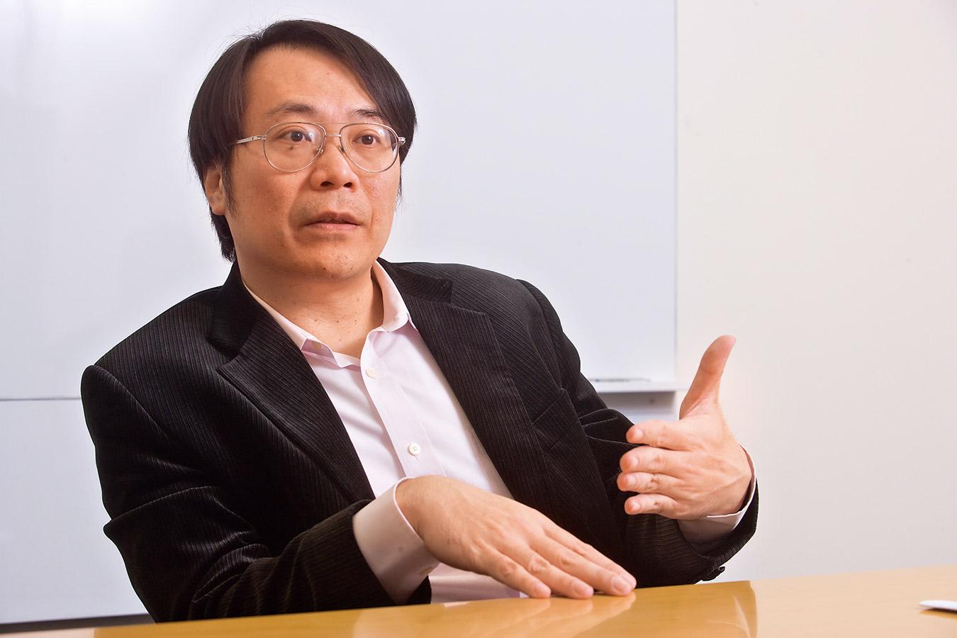 Google台灣董事總經理 簡立峰