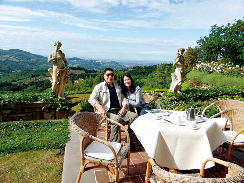 義大利莊園