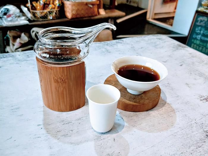 包裝咖啡豆