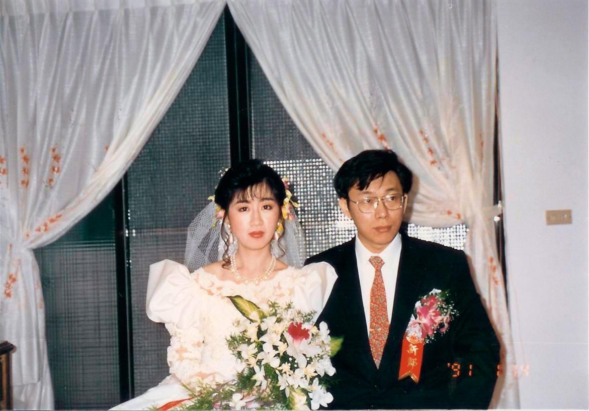 柯文哲與陳佩琪