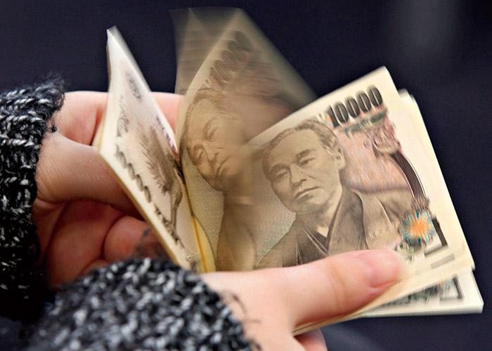 今年第二季美元走強日圓成為避風港資產配置調整