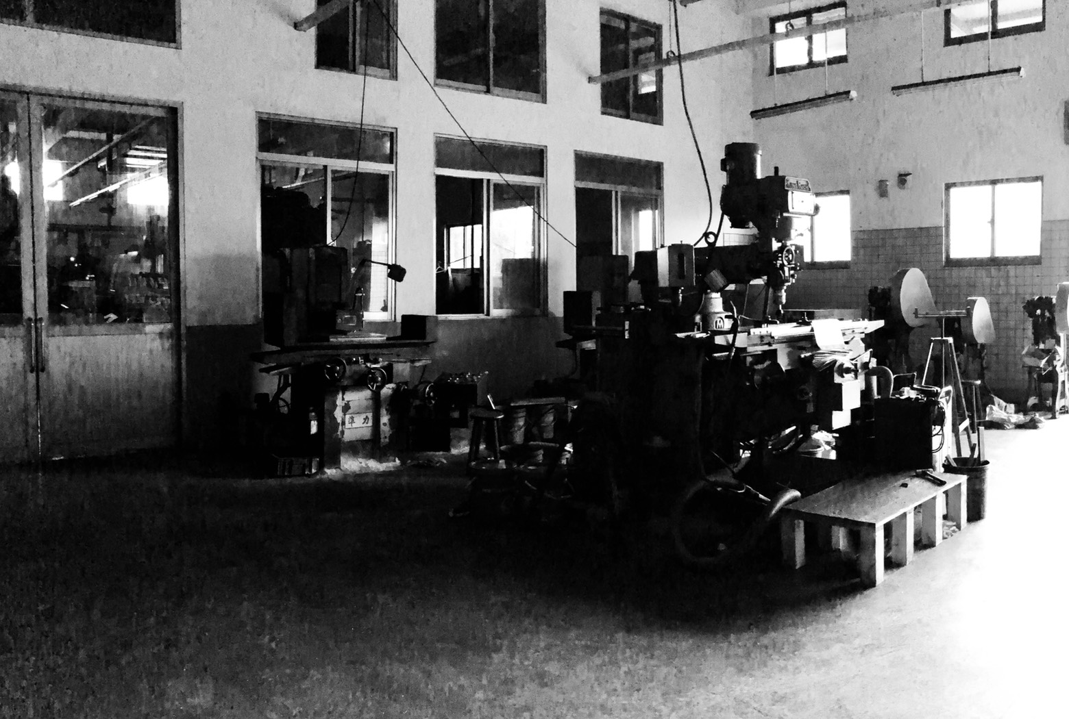 高亨精機舊廠