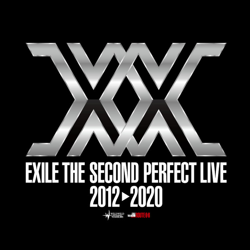 EXILE THE SECOND PERFECT LIVE 2012▶︎2020