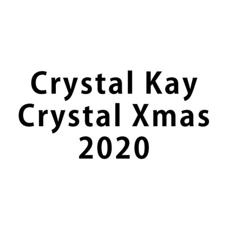Crystal Kay Crystal Xmas 2020