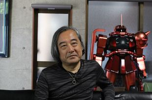 """Practice Makes Perfect"" How I Could be a King of this Industry Mechanical Designer, Kunio Okawara"