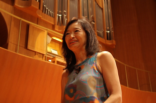 """Your effort pays off""  How a girl fascinated by church music became a globally acclaimed organist: Keiko Inoue"