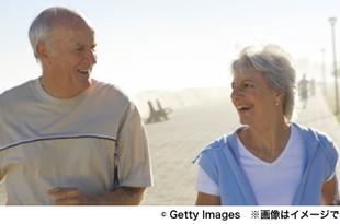 ウオーキングが高齢者の死亡を減らす