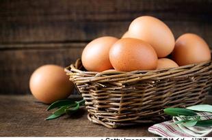 1日1個の卵で心血管疾患リスクが低下