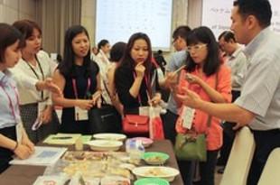 【ベトナム】ジェトロが食品商談会を開催、33社が参加[農水](2018/08/01)