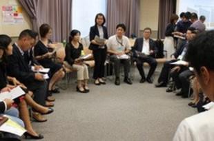 【ベトナム】ベトナム企業の若手幹部、福岡企業と交流会[経済](2018/08/07)