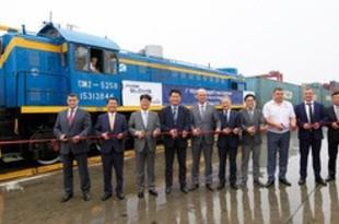 【韓国】現代グロービス、シベリア横断定期貨物輸送[運輸](2018/08/16)