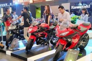【インドネシア】二輪車の祭典、10月31日にジャカルタで開幕[車両](2018/09/05)