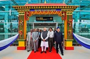 【インド】北東部シッキム州に初の空港、来月から運航[運輸](2018/09/25)