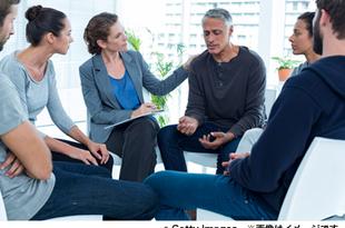病気の経験者による支援で再診率低下‐心の病に対するケア-