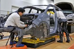 【韓国】ウエアラブルロボの導入加速、現代・起亜自[製造](2018/10/24)