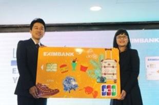 【ベトナム】エクシムが初の若者向けカード、JCBと[金融](2018/10/12)