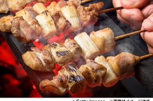 炭火焼き料理で心血管死亡リスクが増加?