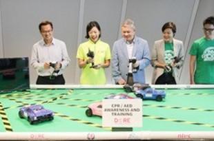 【シンガポール】グラブ、運転手の健康管理強化で安全運転推進[運輸](2018/10/18)