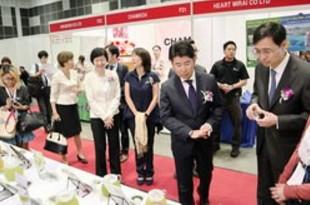 【シンガポール】日本食見本市開幕、輸送支援の新サービス[食品](2018/10/26)
