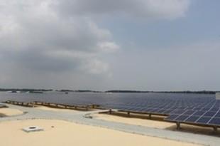 【ベトナム】TTCの太陽光発電所が稼働、ベトナム初[公益](2018/10/08)