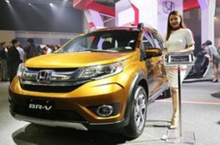 【フィリピン】ホンダ、「BR―V」の現地生産開始[車両](2018/10/25)