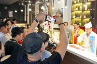 【ベトナム】近江牛PRイベント、HCM市で開催[食品](2018/11/30)