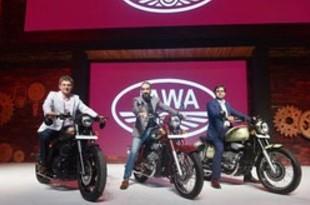 【インド】M&M系二輪、JAWAブランドで新モデル[車両](2018/11/16)