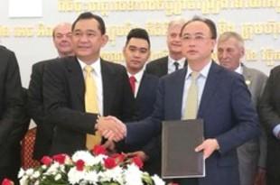 【カンボジア】財閥ロイヤル、シンガHLHと複合開発[建設](2018/11/02)