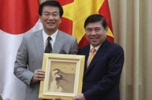 【ベトナム】千葉県知事、HCM市に介護人材で協力要請[経済](2018/11/21)