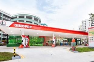 【シンガポール】中国石油化工、海外初の給油所を開業[資源](2018/12/21)