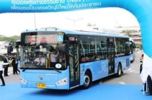 【タイ】路線バスのBMTA、来年に2688台を調達[運輸](2018/12/24)