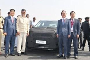 【インド】起亜自、AP州新工場で試験生産開始[車両](2019/01/31)