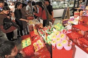 【ベトナム】JAいわて中央、HCM市でリンゴの販促[農水](2019/01/21)