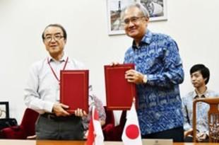 【インドネシア】排水処理を促進、日本の無償資金協力で[公益](2019/02/28)