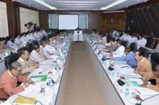 【ミャンマー】一帯一路で初会議、事業の選択は必要と首脳[経済](2019/02/20)