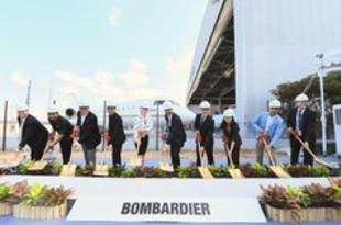 【シンガポール】加ボンバル、航空機サービスセンターを拡張[製造](2019/02/28)