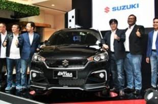 【インドネシア】スズキ新型発表、エルティガ初のスポーツ車[車両](2019/03/25)