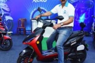 【インド】電動二輪アヴァン、最新スクーターを発表[車両](2019/03/11)