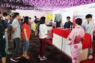 【シンガポール】ジャパンハイパーフェスト、桜祭りでPR[商業](2019/03/12)