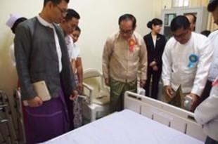 【ミャンマー】介護人材育成で学校新設、日系が政府と協力[経済](2019/03/12)