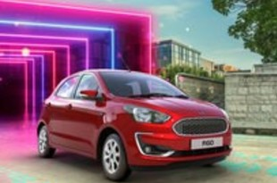 【インド】フォードが「フィーゴ」の新モデル発表[車両](2019/03/15)