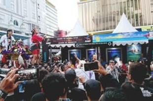 【インドネシア】ブロックMの「縁日祭」が参加を呼びかけ[社会](2019/03/11)