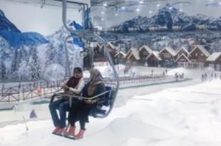 【インドネシア】東ブカシに国内初の屋内雪遊び施設が誕生[サービス](2019/03/26)