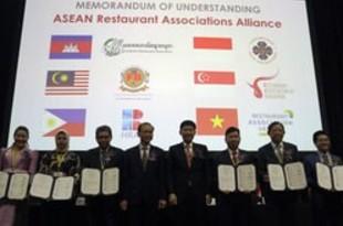 【シンガポール】ASEAN6カ国の外食業界団体が協力[サービス](2019/03/22)