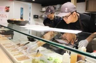 【香港】モスが海外初の日本コンセプト店、九龍湾に[サービス](2019/03/21)