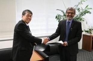 【インド】NTT―AT、工科大との連携強化[IT](2019/04/15)